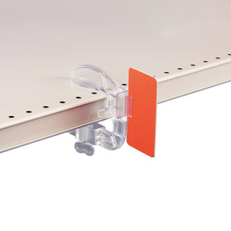 SHELF CLAMPS