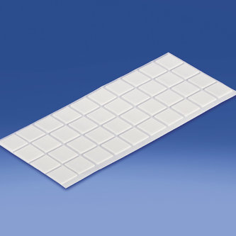 RECTANGULAR AND SQUARE DOUBLE-SIDED FOAM ADHESIVE PADS