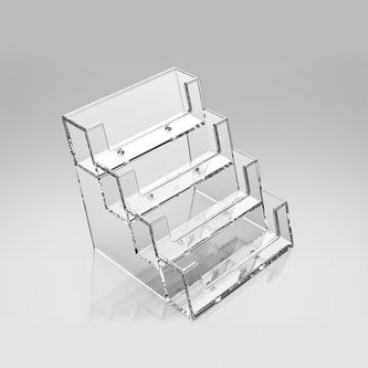 COUNTER BUSINESS CARD HOLDERS