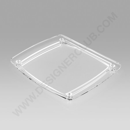 Cash tray with sealing cap